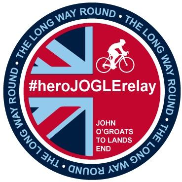 Hero JOGLE Relay logo